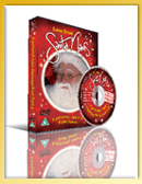 A Personalised Video Message From Santa On DVD