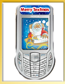 A Personalised Text Message From Santa